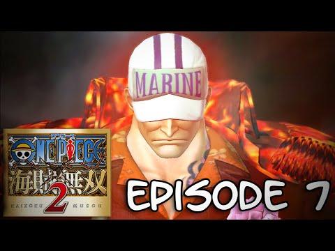 One Piece Pirate Warriors 2 - Episode 7 : De retour à Punk Hazard !