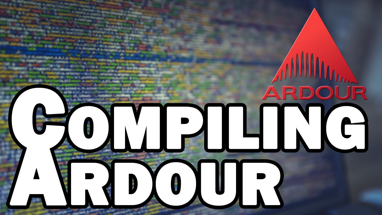 How to Compile and Install Ardour on Ubuntu Linux from Source Code for Free