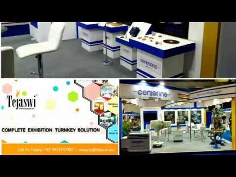 Wire & Cable - Essen Welding & Cutting Exhibition Stall Designer Mumbai