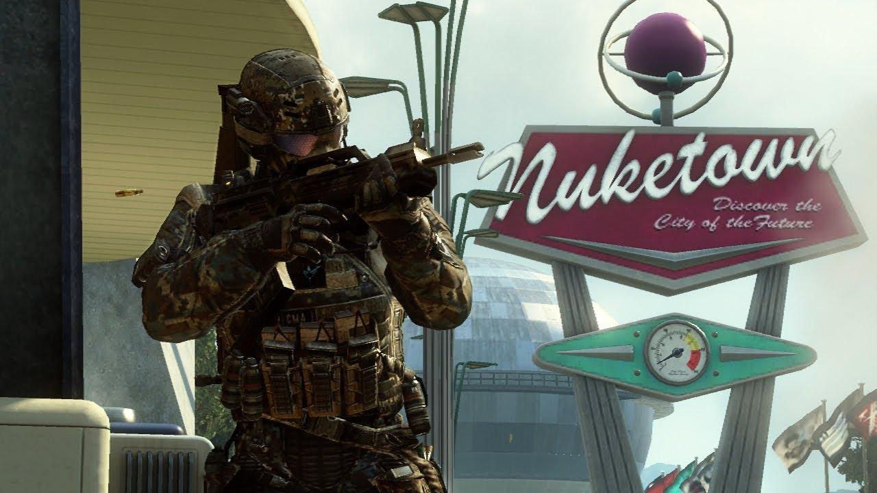 This is Nuketown 2025 | Black Ops II Trailer