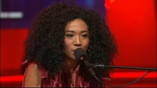 Judith Hill performs song from debut album, 'Back in Time'