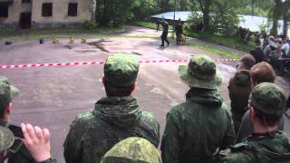 Турнир по страйкболу на Кубок ФСКН. Кинологи.