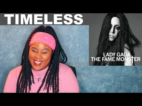 Lady Gaga – The Fame Monster Album REACTION