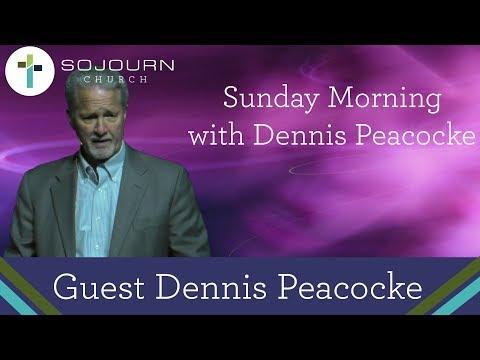 Sunday Morning With Dennis Peacocke 11am