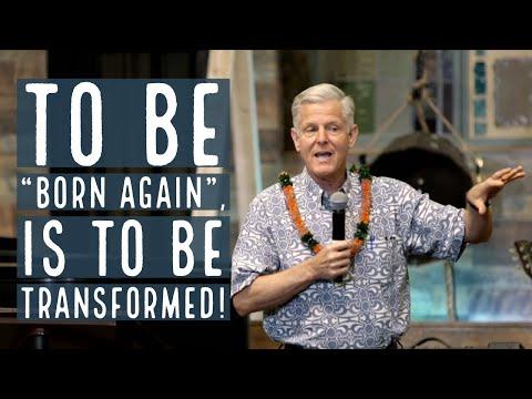 Kaimuki Christian Church: Pastor Jerry Hubbard tells us what,