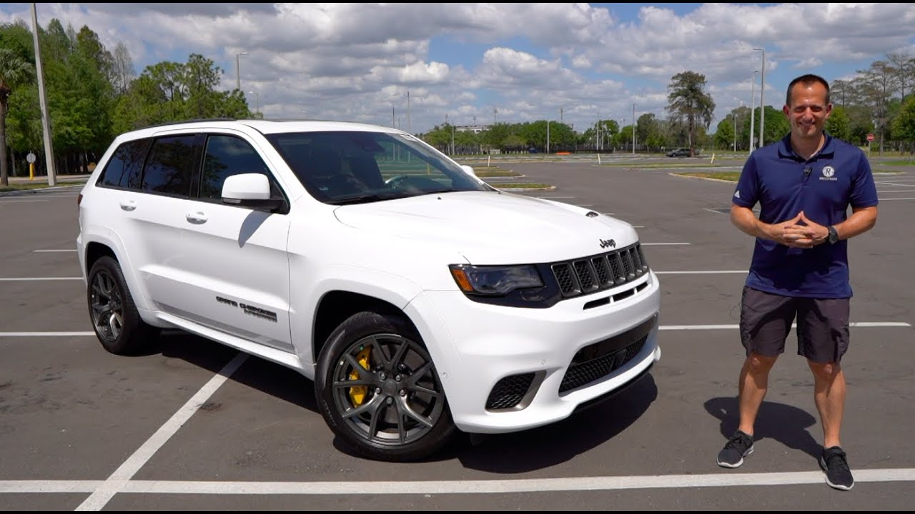 2020 Jeep Grand Cherokee Trackhawk Review Trims Specs Price
