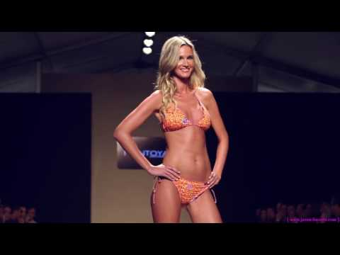 Liliana Montoya swim at Funkshion Fashion Week Miami  2014
