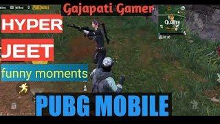 Pubg mobile funny moments  Thuglife  Gajapati gamer  