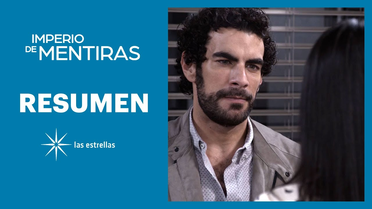 RESUMEN SEMANAL: Fernanda es humillada por Fabricio | Imperio de mentiras -Las Estrellas