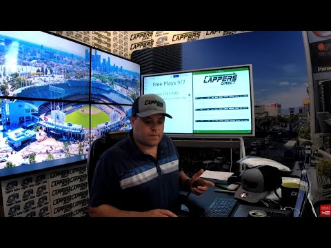 Rays vs Dodgers MLB World Series Game 2 betting tips 10/21/20 + NFL Week 7  - Cappers Nation LIVE