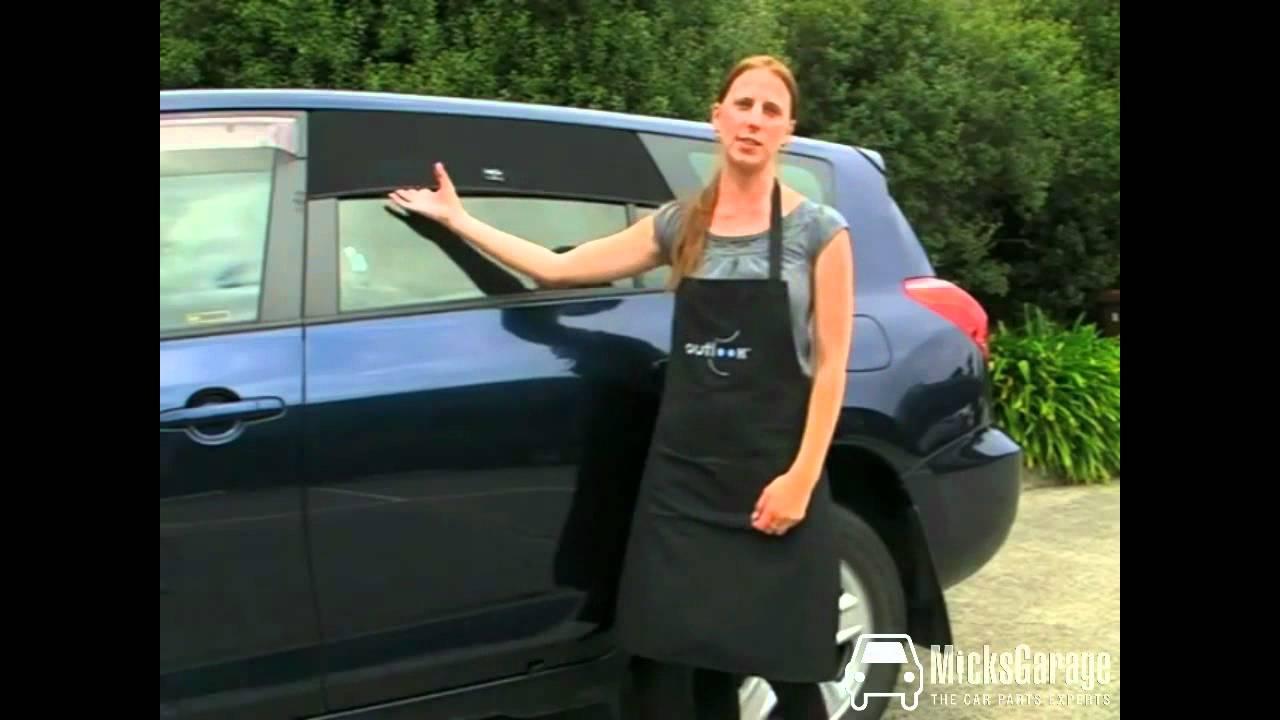 Outlook Auto Shade The Worlds Best Car Sun Shade From MicksGarage ... 4b0c7ac9c14