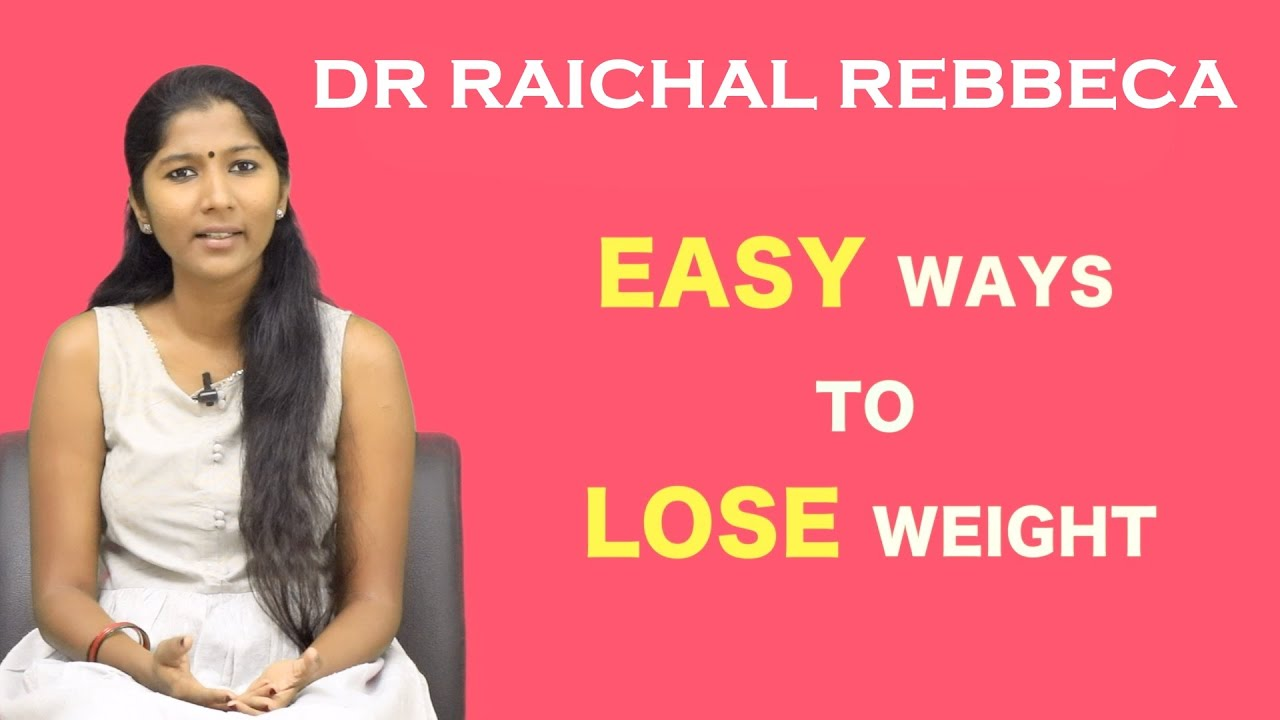 Simple Natural Ways To Lose Weight - Dr Raichal's Simple Home Remedies | We Magazine Health
