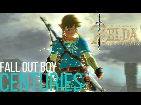 The Legend of Zelda: Breath of the Wild ft. Fall Out Boy