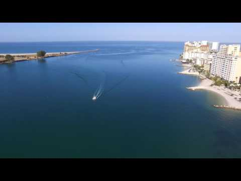 DJI Phantom 3 - Clearwater Beach/Sand Key Bridge