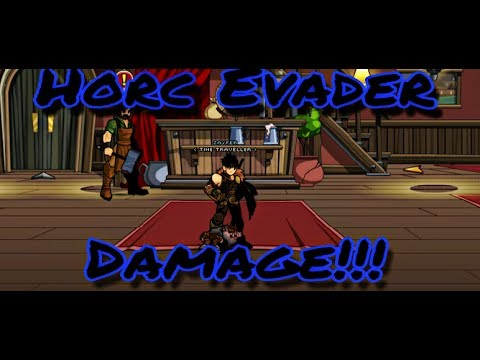 [AQW] Horc Evader Full Damage!!