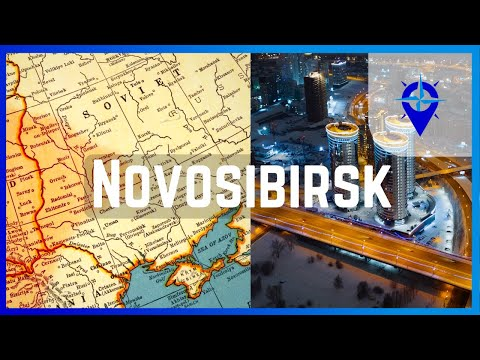 Novosibirsk, why is it the biggest city in Asian Russia and the capital of Siberia?