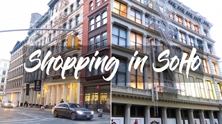 VLOG: Shopping in SoHo + New Laptop | The Luxe Minimalist