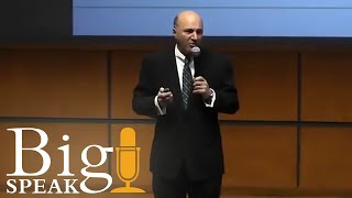 Kevin O'Leary Keynote at Notre Dame