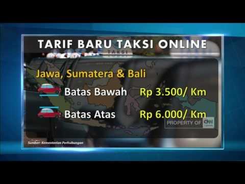 Pelanggan Uber, Grab Taxi & GoCar, Ini Tarif Baru Taksi Online Mp3