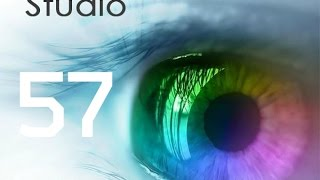 Урок 57- Видеоэффект панорама и масштаб видео Pinnacle Studio 14