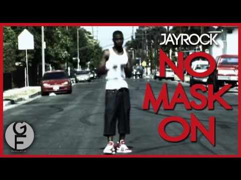 Jay Rock 'No Mask On' Official Music video