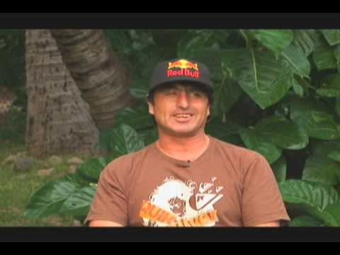 Huge Japanese Typhoon Surfer Ross Clarke Jones Interview ...