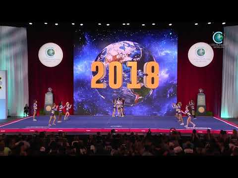 Bravo All Stars  Queen Bs 2018 Senior Small All Girl Semis