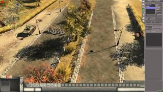 Men of War GEM Editor Tutorial (VERY SIMPLE Endless spawn)