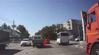 Проблема праворульного авто или сбитое зеркало