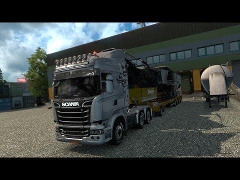 Nartzatv euro truck simulator 2  หลักๆๆๆๆจนขั้นเกือนไม่ได้ mp3