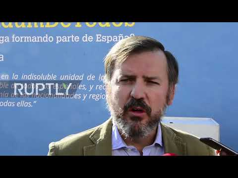 Spain: Alternative 'referendum' asks Madrid if they 'want Catalonia to remain part of Spain'