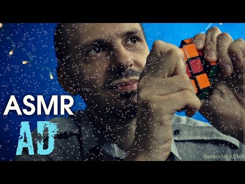 Alone in Space. ASMR for Sleep (AD)