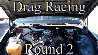 Drag Racing my 3rd gen Camaro Round 2