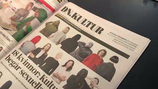 Förundersökning mot Kulturprofilen - Nyheterna (TV4)