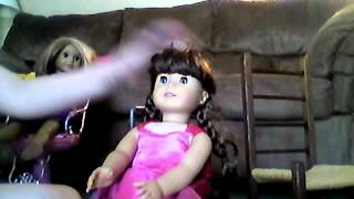 American Girl Dollwheel Chair And Doll Review