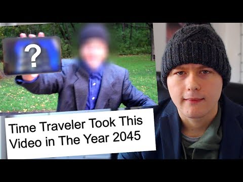 "Man Reveals Video From ""2045"""