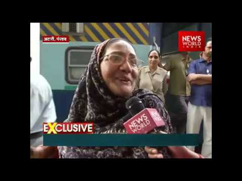Exclusive Chat With 'Samjhouta Express' Passengers From Pak | NWI