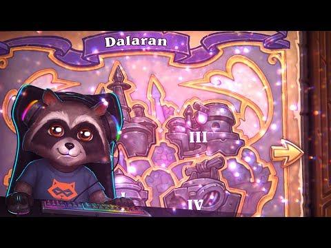 Hearthstone Похищение Даларана!