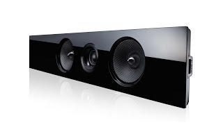Samsung HW-F450 Sound Bar System with Wireless Subwoofer (Black) - UNBOXING