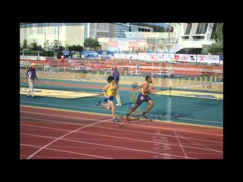 Nathan Anderson 2014 Track Season Choudrant High School