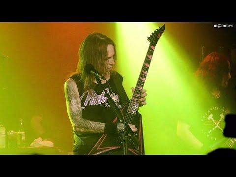 Children Of Bodom - Bed Of Razors - Live in Stockholm 2017