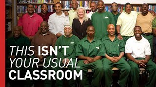 Offering Prisoners a Second Chance Through Education | Freethink Stand Together