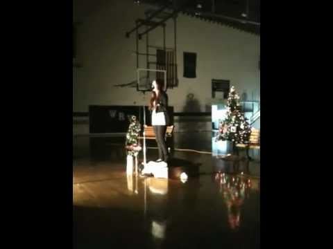 WRV Worthington Elementary School Holiday Sing