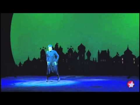 "Show Clip - Wicked - ""The Wizard and I"" - Original Cast"