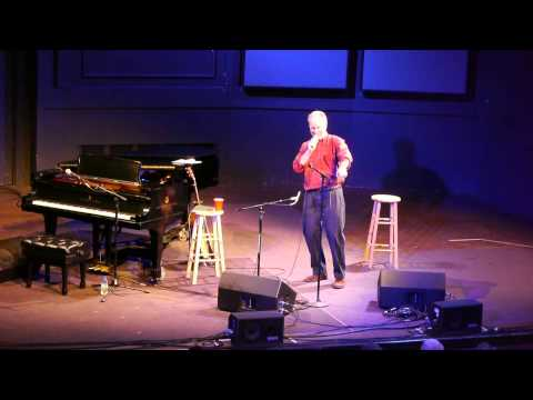 Loudon Wainwright III - Jaqua Concert Hall - Eugene, OR - 1/16/13 - Full Set