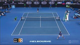 Djokovic vs Murray (2016 Australian Open) Final Highlights