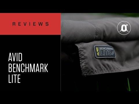 CARPologyTV | Avid Carp Benchmark Lite Bedchair Review | The World's Lightest Sleep System!