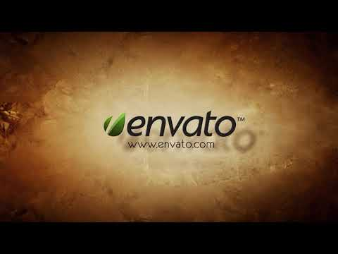 Ink and Paper Logo After Effects Template