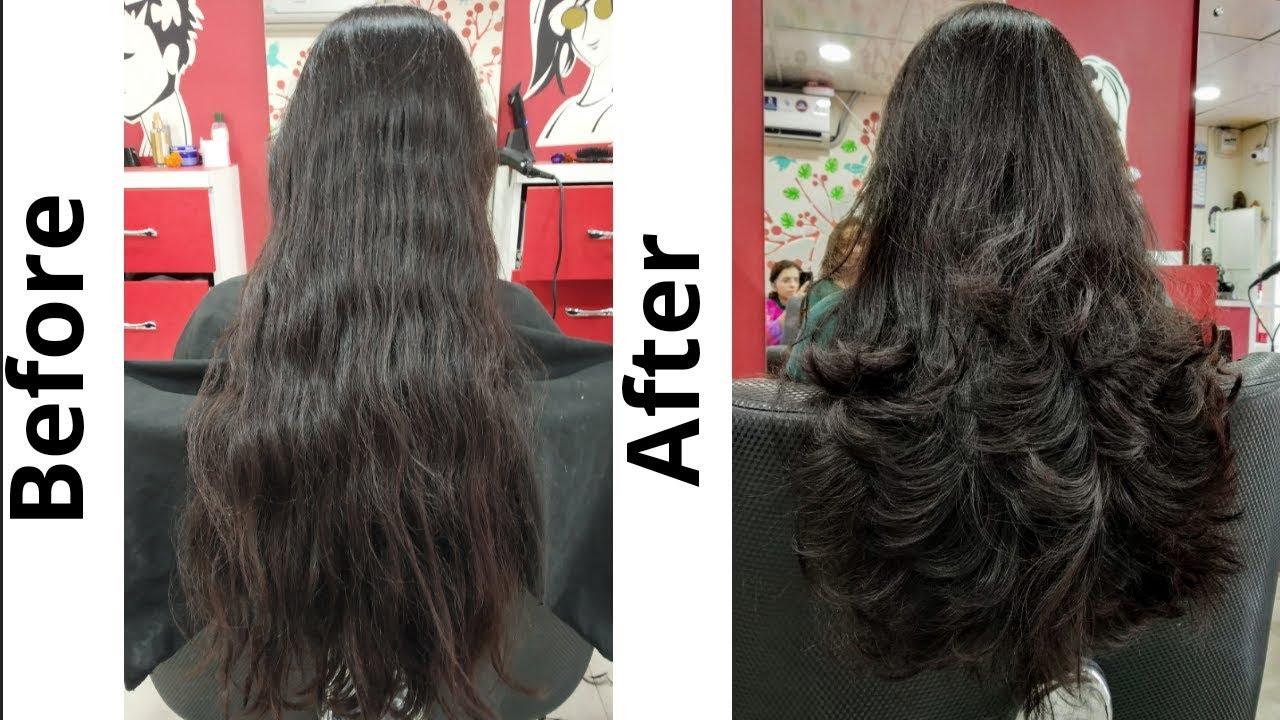 Back Layered Haircut 15Advance