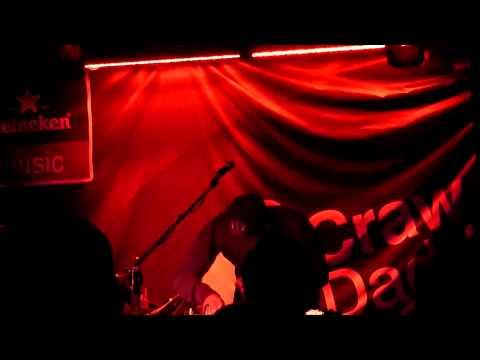 Sampha, live @ Crawdaddy, Dublin, Feb 24 2011